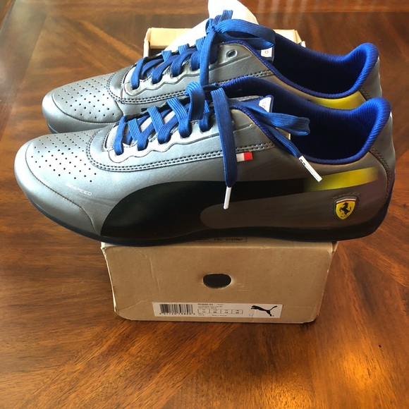 Men s Evospeed 1.2 low Ferrari fashion sneaker b79441d24212